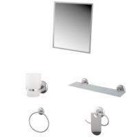 Dore First Serisi Ayna Takımı Aksesuar Seti