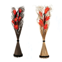 Enzelo Bambu Ledli Aydınlatmalı Çiçek