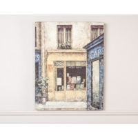 Madame Coco Dekoratif Tablo 35x45 Cm