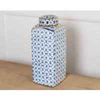 Madame Coco Dekoratif Porselen Vazo 40 Cm