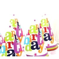 Partypark Doğum Günü Parti Şapkası (8 Ad)