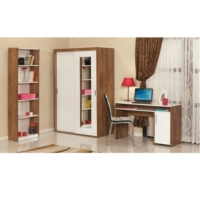 Mobetto Cool Small Genç Odası Sümela Beyaz