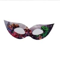 Partypark Avengers Maske (8 Adet)