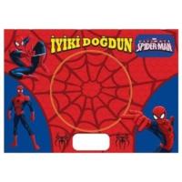 Sweetsorcery Spiderman Amerikan Servis 10'Lu