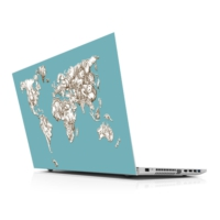 Sticker Masters World Of Animals Laptop Sticker