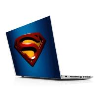 Sticker Masters Superman Logo 3D Laptop Sticker