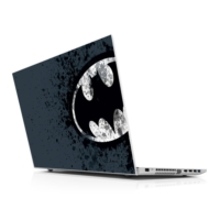 Sticker Masters Batman Scratch Logo Laptop Sticker