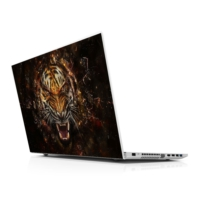 Sticker Masters Angry Lion Laptop Sticker