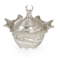 Loveq Gümüş Lüx Lokumluk