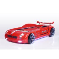 Fantastic Roadster Arabalı Yatak (Kırmızı)