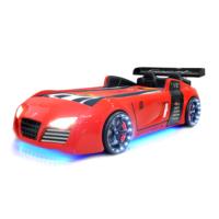Fantastic V8 Extreme Arabalı Yatak (Kırmızı)