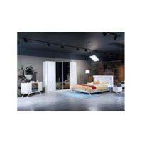 Vivense Capris Yatak Odası Takımı Ekru
