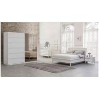 Vivense Luna Yatak Odası Takımı Beyaz