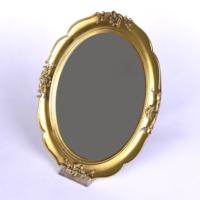 Ubi Home Oval Altın Ayna