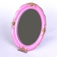 Ubi Home Oval Pembe Ayna