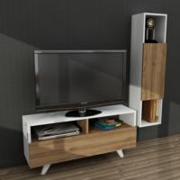 Dekorister Novella K34 Tv Ünitesi Beyaz/Ceviz