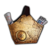Melay Piri Reis Harita'Lı Gazetelik