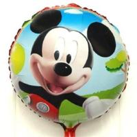 Partypark Mickey Mouse Folyo Balon (45Cm)