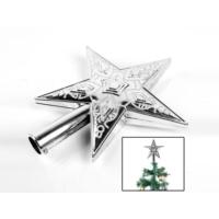 TveT Yılbaşı Ağacı Tepe Yıldızı Süs