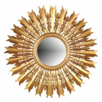 Evdebir Antik Altın, Ahşap Hasat Ayna