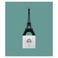Eyfel Priz Sticker