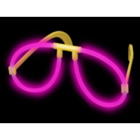 Toptancıkapında Pembe Glow Stick Işıklı Gözlük
