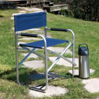 Muhtelif Katlanır Kamp Sandalyesi Lacivert