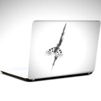 Dekolata Kelebek Laptop Sticker
