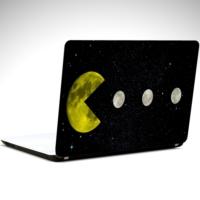 Dekolata Pac Man Laptop Sticker