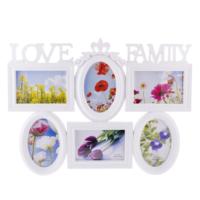 Loveq Çerçeve Love Famıly Altılı 50,5X38 Cm Drn-54324