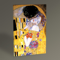Tablo 360 Gustav Klimt The Kiss Tablo 30 x 20 cm