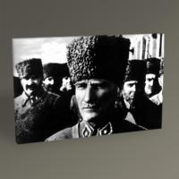 Tablo360 Atatürk Tablo 30 x 20 cm