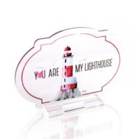 Purupa Deniz Feneri Dekoratif Obje