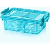 Hiper Bölmeli Hide Box No.0 0,5 lt - Mavi