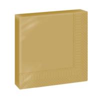 Kullanatmarket Altın Kağıt Peçete 33Cm X 33Cm
