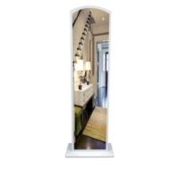 Lale Boy Aynası / Beyaz
