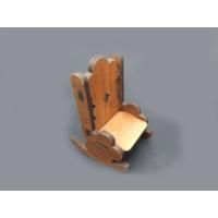 Toptancı Amca Minik Sallanan Sandalye Dekor Obje
