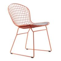 Kozza Home Kafesli Metal Dxk Sandalye