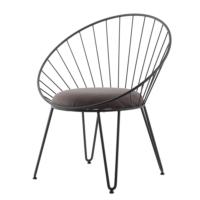 Kozza Home Endüstriyel Metal Gue Sandalye