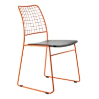Kozza Home Kafesli Metal M11K Sandalye