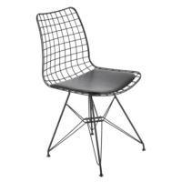 Kozza Home Kafesli Metal M7Sh Sandalye
