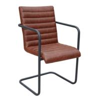 Kozza Home Endüstriyel Polo Metal Sandalye