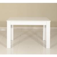 Hanımeli Masa - Beyaz