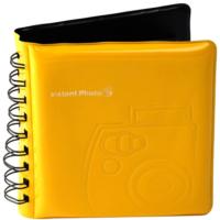 Fujifilm İnstax Mini 64'lük Albüm Sarı