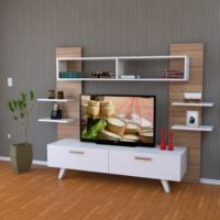 Yurudesign Arven Tv Ünitesi Tv Sehpası Standı 6 R