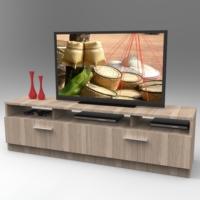 Yurudesign Slide Tv Ünitesi Sehpa 2016 Model