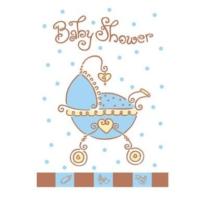 Partioutlet Baby Shower Davetiye
