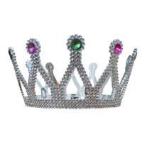 Partioutlet Kral Tacı - Gümüş