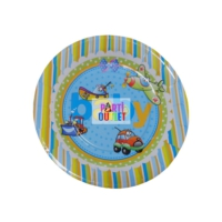 Partioutlet Baby Shower Tabak Mavi 23 Cm