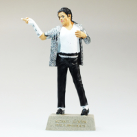 Mnk Michael Jackson Dekoratif Biblo